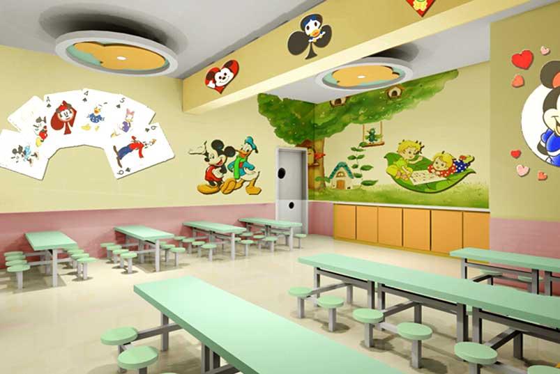 幼儿园建筑设计作为教育建筑的一部分,这其中的规范相比于一般的建筑设计规范相对要求更严,所以在幼儿园设计方面,细节和安全更为重要,因此一定要选择专业的幼儿园设计公司。那么,幼儿园设计需要注意哪些方面呢?跟小编一起来看看吧:    1、窗   窗是供室内通风、采光、空气流通之用。窗少或面积太小都将对环境产生不良影响,对幼儿身心健康不利。合理的窗面积应是室内面积的1/3-1/2为宜,这样才能保证通风、采光和空气流通的正常。面朝南的窗户应尽量开大,这样在炎热的夏季,吹入室内的风能多一点,也有利于室内采光。朝北